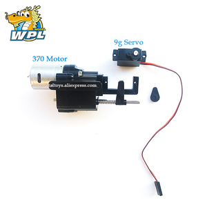 Image 3 - WPL Upgrade WPL Gearbox Accessories Spare Part Original WPL OP Fitting 2 Speed Transmission B14B16 B24 C14 C24 Available 4*4 6*6