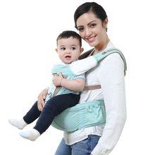 Эргономичная переноска для детей 3 36 месяцев хлопковый слинг