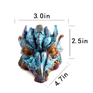 Image 2 - 3D Silicone Soap Mold DIY Dragon Shaped Natural Handmade Mould Craft Resin Decorating Tool