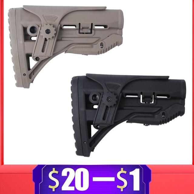 Pistola de aire de Airsoft AEG M4 AK Gel Blaster J8 J9 CS Sports, nailon táctico ajustable, disponible para accesorios de Paintball