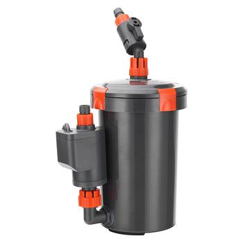 Cichy filtr zewnętrzny beczka filtr zewnętrzny filtr do akwarium filtr beczka akwarium trawa filtr zbiornika pompa akwarium tanie i dobre opinie CN (pochodzenie) 220-240 v fish