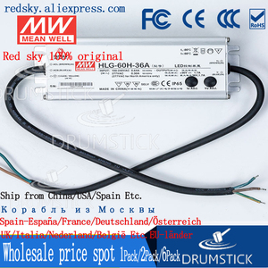 Image 5 - Steady MEAN WELL HLG 60H 36A 36V 1.7A meanwell HLG 60H 61.2W Single Output LED Driver Power Supply A type