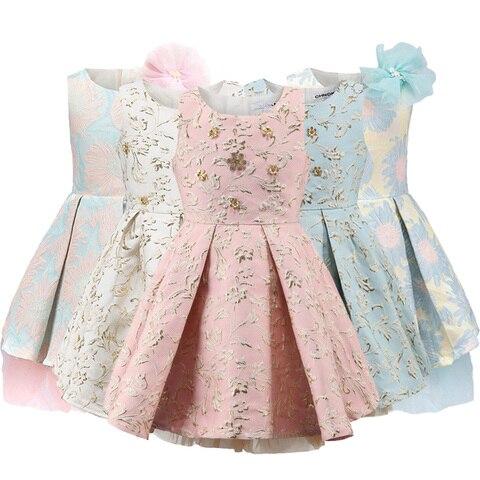 childdkivy meninas vestido de princesa criancas vestidos para meninas criancas vestido de festa de noite