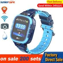 Kids Clock Smart-Watch GPS Q90. Sos-Tracker Ip67 Waterproof Q50 2G TD26 Location Wifi