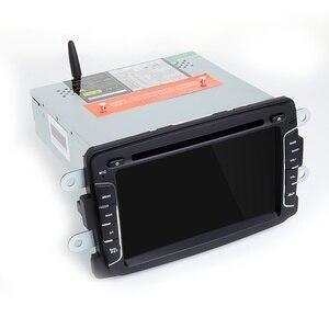 Image 2 - Zltoopai アンドロイド 10 ルノーダスター用 dacia logan サンデロ xray 2 自動無線カーマルチメディアプレーヤー gps ナビヘッドユニットステレオ swc