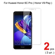 Huawei onur için 6C Pro cam Premium 2.5D temperli cam ekran koruyucu için Huawei onur 6C Pro koruyucu cam