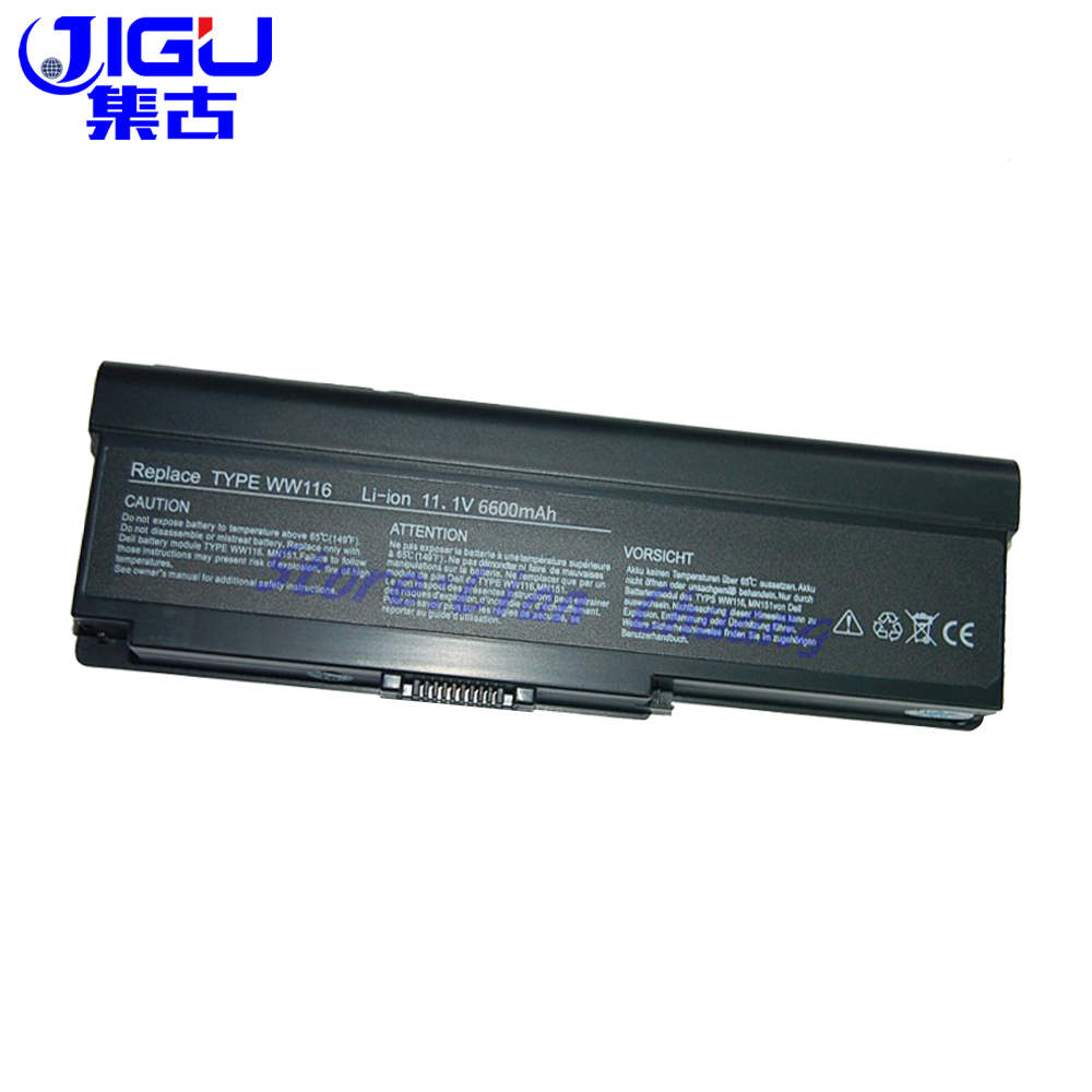 JIGU Hot Replacement Laptop <font><b>battery</b></font> FOR <font><b>DELL</b></font> <font><b>Inspiron</b></font> <font><b>1420</b></font> Vostro 1400 312-0580 451-10516 FT080 FT095 MN151 MN154 WW116 image