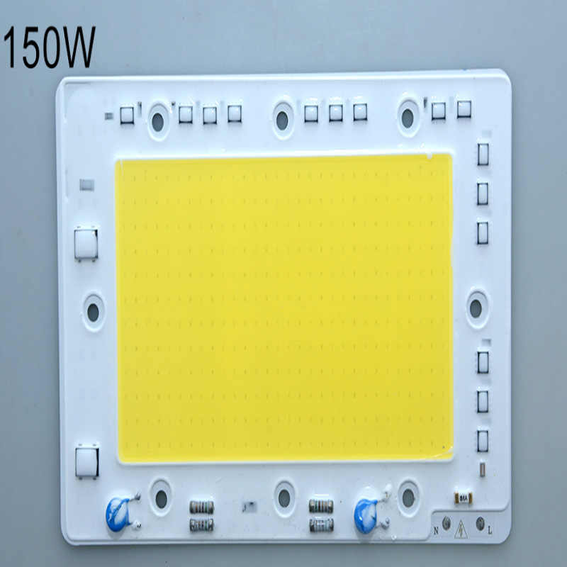 50W 100W 150W Led Lamp 220V 110V Hight Power Led Cob Chip Waterdichte IP65 licht Chips Smart Ic Voor Diy Spotlight Schijnwerper