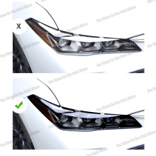Lsrtw2017 Transparent black TPU Car Headlight Film for Toyota Avalon Corolla Prado Rav4 Highlander Camry c-hr anti-scratch brand new for car ac compressor control valve toyota avalon camry corolla highlander rav4 5se09c 5se12c