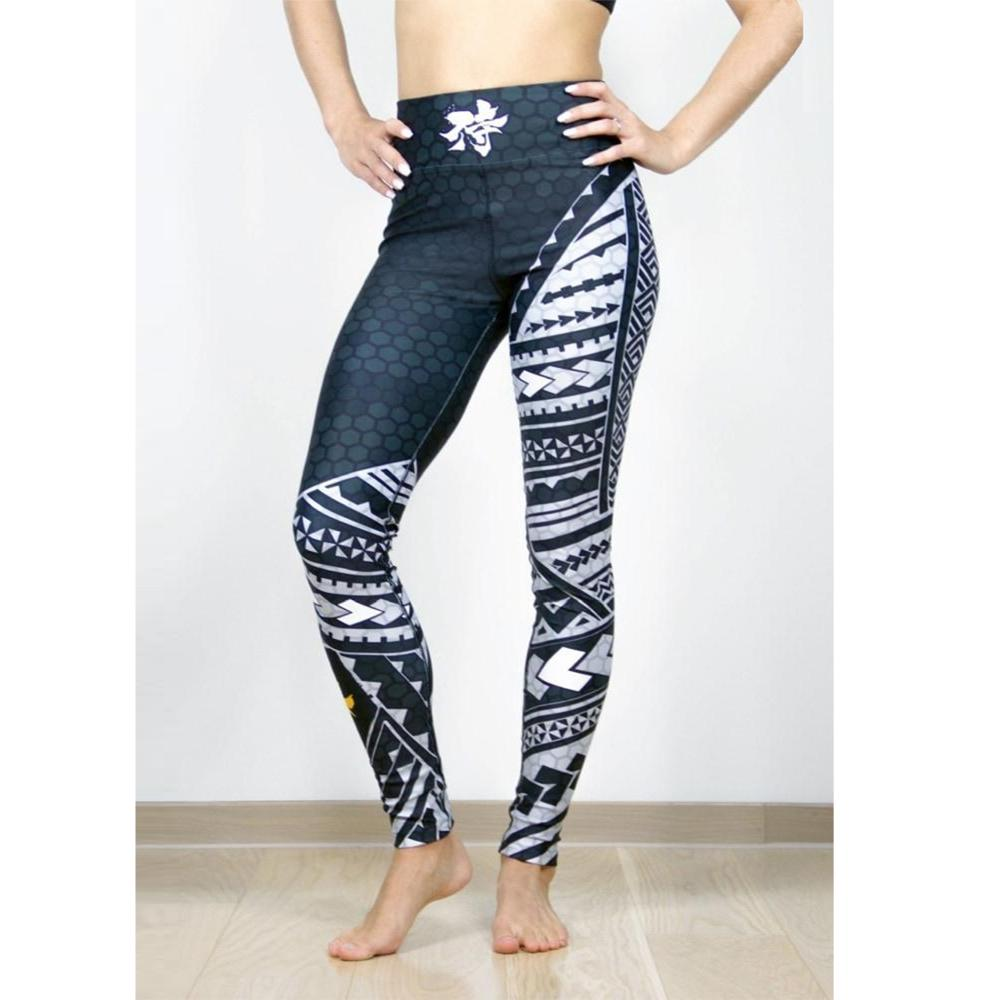 Autumn New Style Sportswear Workout Polyester High Waist Leggings Elastic Force Outdoor Breathable Fahion Skinny Leggings