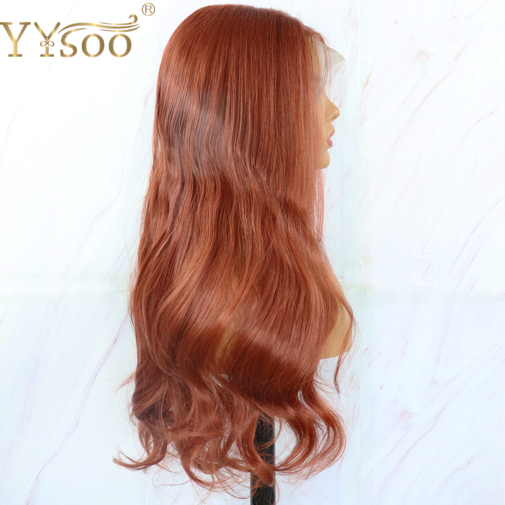 resistente ao calor 13x2 futura lace front wavy wigs