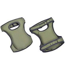 Gardening-Knee-Pads Adjustable for Straps Scrubbing Floors Work Comfort Soft
