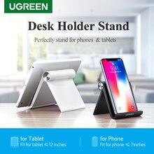 Ugreen – Support réglable pour téléphone portable et tablette, pour iPhone, iPad