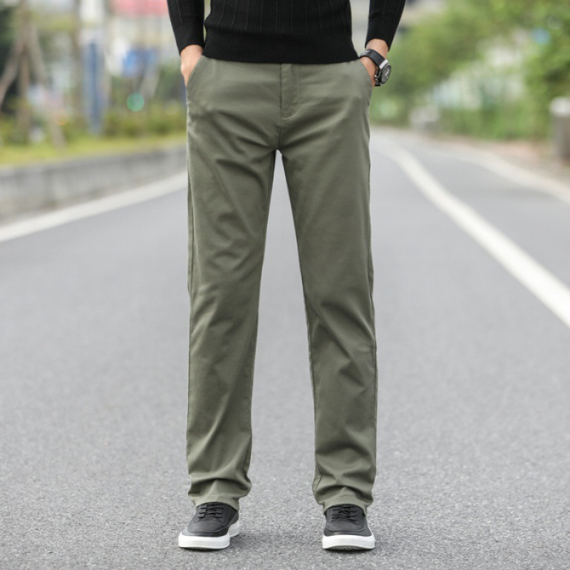 2019 New Style Autumn Capri Pants Men's Pants Korean-style Trend Versatile Autumn Business Trousers Casual Bib Overall