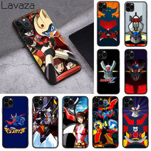 Webbedepp Mazinger Z Tpu Zachte Case Voor Iphone 11 Pro Xs Max Xr X 8 7 6 6 S 5 5 S Plus(China)
