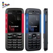Nokia 5310 original desbloqueado, telefone celular recuperado, xpressmusic 5310xm, bluetooth, java, mp3 player