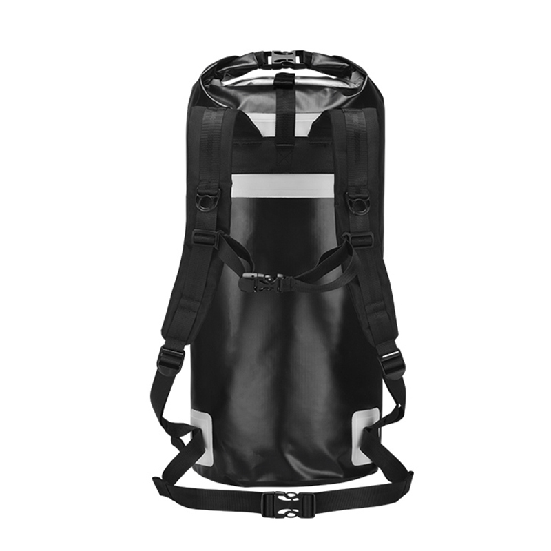 Waterproof Bag 20L Hiking Backpack Lightweight Water Reasistant Trekking Bag for Kayaking Beach Rafting Boating Hiking Fishing