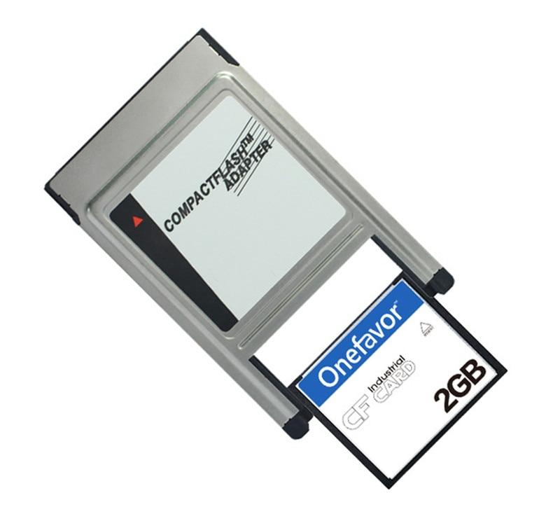 Высококачественная компактная флэш-карта SLC cf для pcmcia 128 МБ 256 МБ 512 МБ 1 Гб 2 Гб для станка ЧПУ IPC с числовым управлением Бесплатная доставка