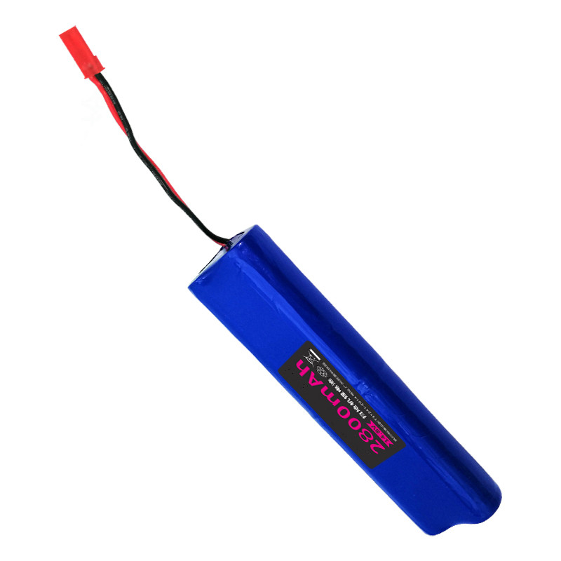 1 pièce 2800mAh Li-ion batterie Rechargeable pour Chuwi ilife v5s pro v5spro X750 v3s pro robot aspirateur pièces accessoires