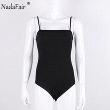 Slash Neck Off Shoulder Bodysuit Summer Skinny Body Tops Femme Camis