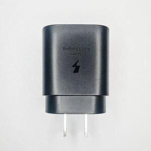 Image 3 - サムスン注 10 EU/米国スーパー急速充電器 PD PSS 25 ワット超高速充電電源アダプタタイプ  c ケーブルギャラクシー注 10 プラス K20 1080p