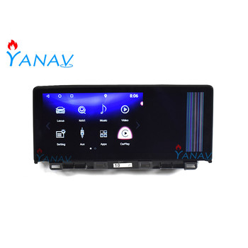Car Android system Video interface for-Lexus NX NX200 NX300 2018-2020 car radio video GPS navigation interface Wifi BT image