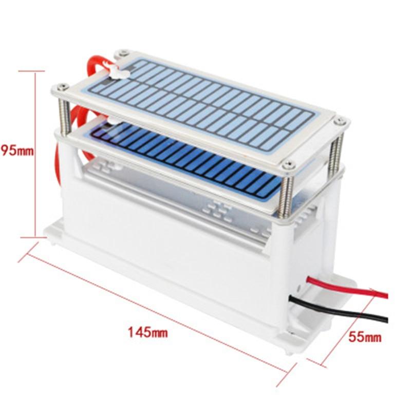 Ozone Generator 24g/h Ozonator Machine O3 Ozon Generator Ozonizer Air Purifier Timer Control 220V Ozone Generator