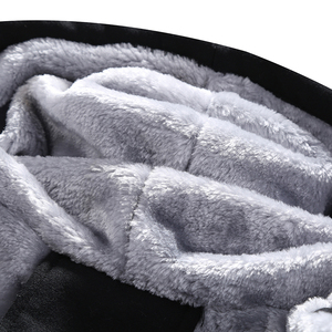 Image 4 - Winter Warm Trainingspak Mannen Set Casual Jas Pak mannen Merk Kleding Heren Sweats Pak Twee Stukken Rits Sweatshirt Dropshipping