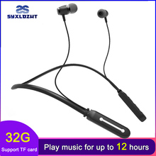 Newest Sport Bluetooth Earphone TF Card Wireless Headphone H