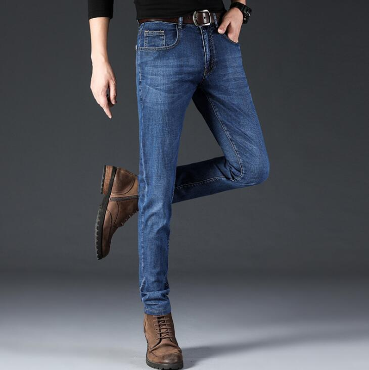 2020 New Style Popular High Quality Men Jeans On Hot Sales Stretch Long Pants Free Shipping