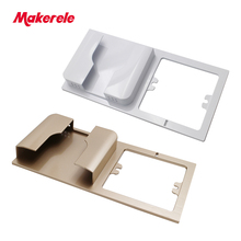 Makerele Mobile Phone Charging Stand Wall Type Disassembly / Non-Removable Optional 86 Type Wall Mount Stand