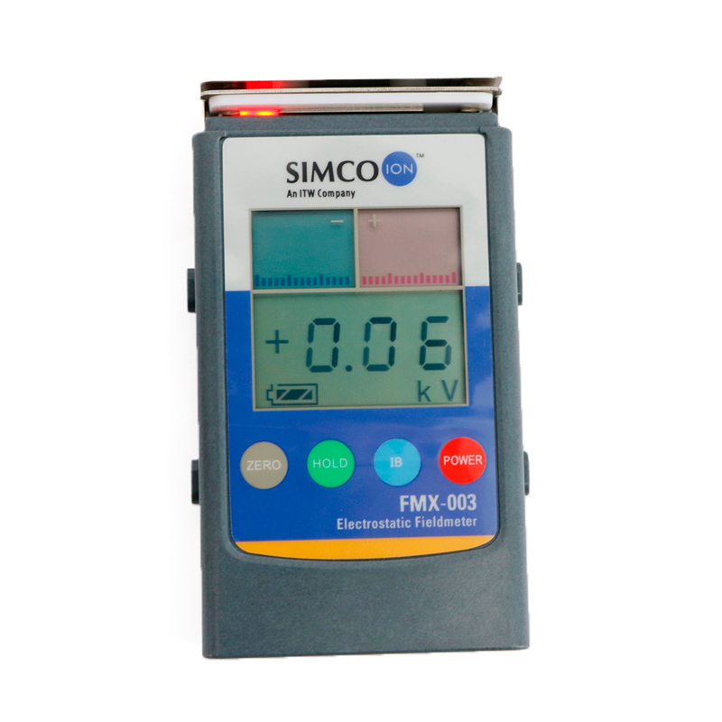 FMX-003 Hand-Held Electrostatic Tester Fieldmeter Measuring Range 0 to (+/-) 1.49KV Digital ESD Test Field Meter