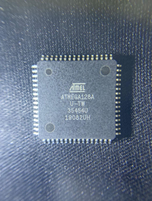 20pcs/lot   ATMEGA128A-AU ATMEGA128A ATMEGA128  TQFP64  NEW  Original Free Shipping
