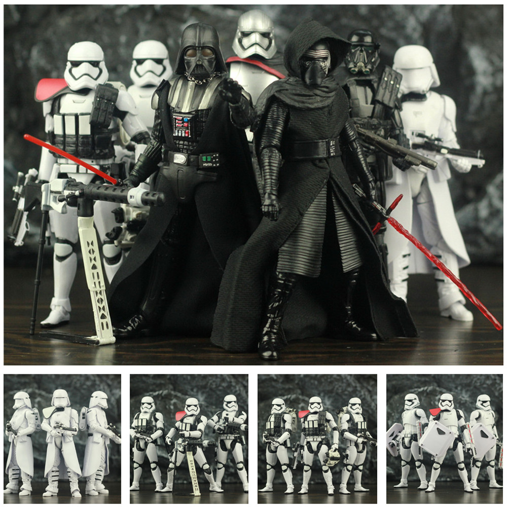 Star Wars Elite Imperial Troopers 6