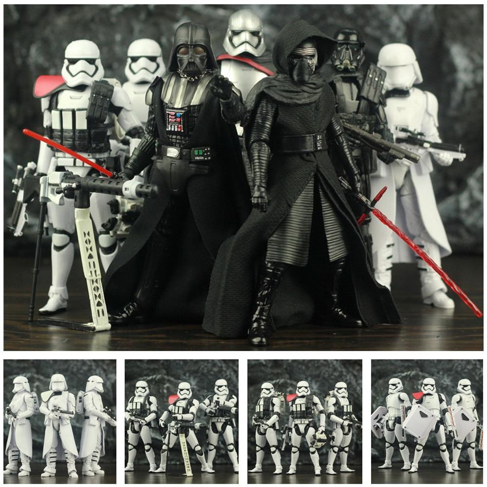 Star Wars Elite Imperial Troopers 6