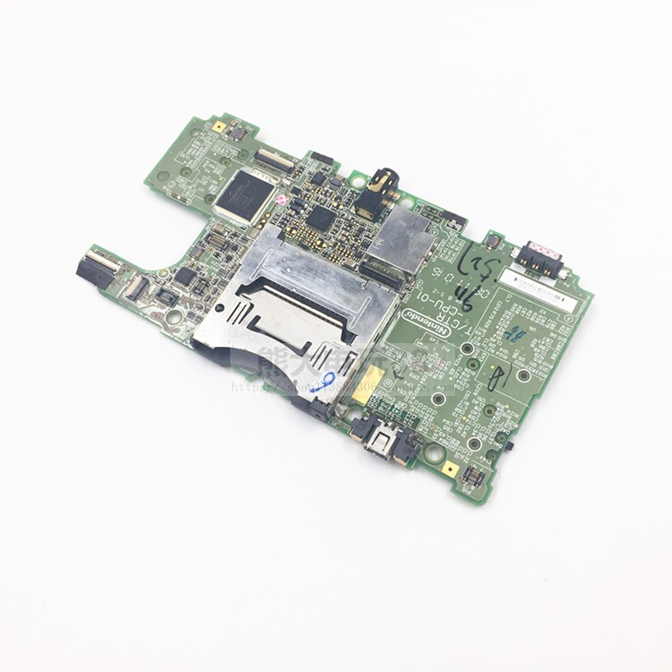 Original Secondhand Motherboard USA Version Board For 3DS Console Motherboard