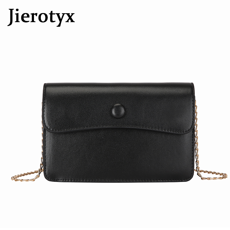 JIEROTYX Women's Crossbody Bags Luxury Handbags Women Bags Designer Joker Messenger Bag Fashion Ladies Chain Shoulder Bag