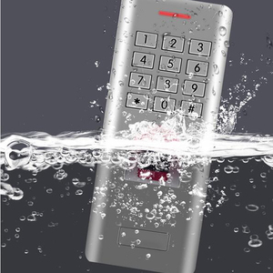 Image 5 - IP66 1000 مستخدمين مستقل بصمة كلمة السر لوحة المفاتيح قارئ التحكم في الوصول لفتح بوابة نظام قفل أمان للأبواب