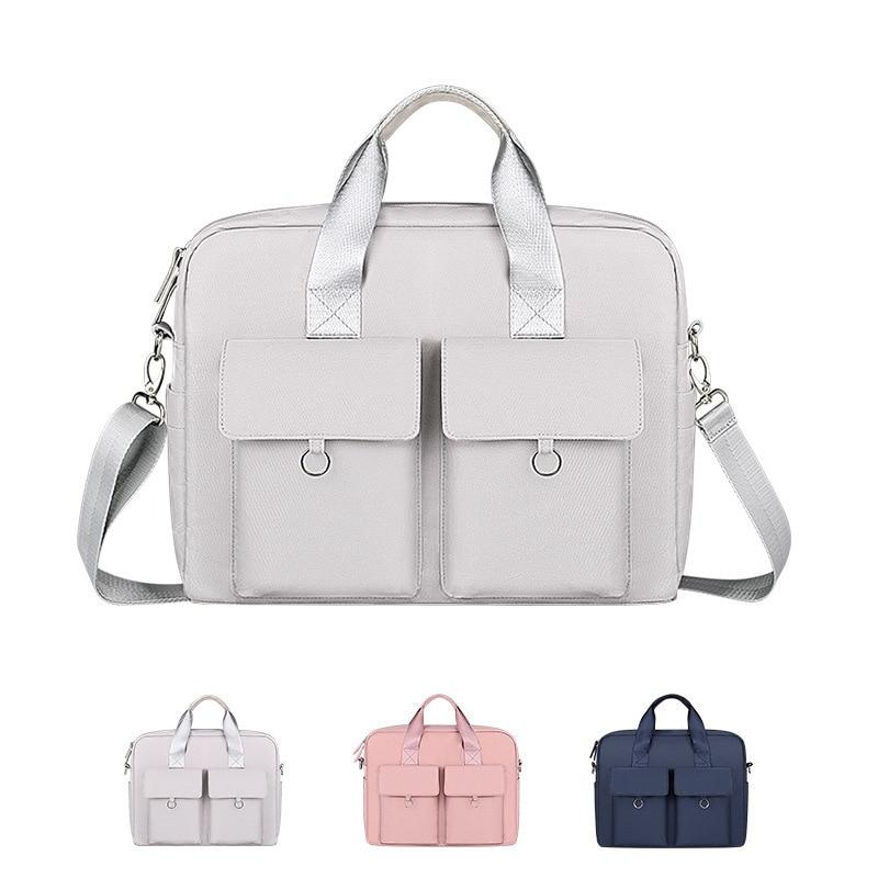 Laptop Bag Briefcase Notebook Bladder Bag Bag for Men Briefcase Messenger Bag Men Sac A Main Femme Porte Document Business Bag