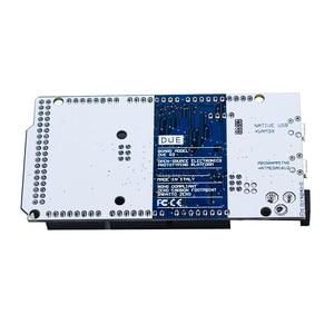 Image 5 - DUE R3 Board SAM3X8E 32 bit ARM Cortex M3 / Mega2560 R3 Duemilanove 2013 For Arduino Due Board With Cable Free Shipping