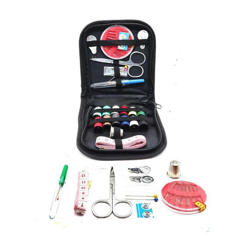 DIY Naaien Kit multifunctionele Naaien Box Set voor Hand Quilten Borduurgaren Naaien Accessoires 24 Stuks Naaien Accessoires
