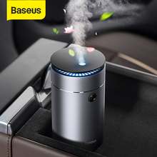 Baseus Air Humidifier Metal Air Humidifier Air Aromatherapy diffuser For Home Car Office