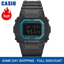 Casio g choc montre intelligente montres de luxe hommes marque imperméable à l'eau montres militaires pour les hommes Sport quartz horloges chronographes montres LED lecteurs led Tough Solar Radio contrôlé Montre часы
