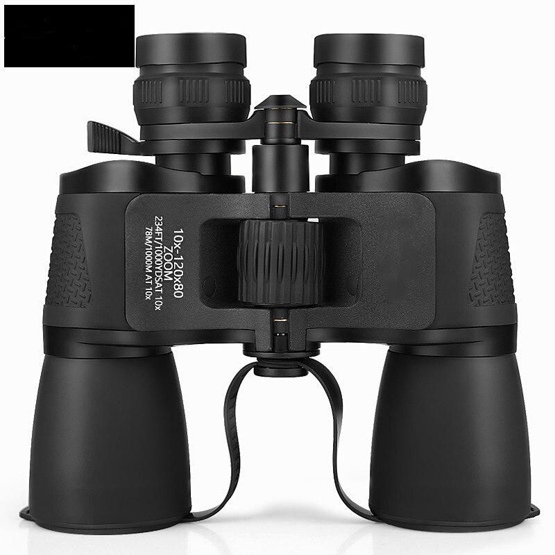 10-120x80 haute puissance zoom à distance yacht télescope grand angle professionnel télescope haute définition