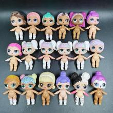 L.O.L. Сюрприз! Оригинальная кукла Lol, голая кукла 3 поколения 4 поколения, блестящий Единорог, панк-мальчик, редкая кукла, детские игрушки
