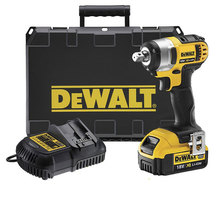 DEWALT DCF880M2 18 В литиевая батарея Зарядка ударный ключ