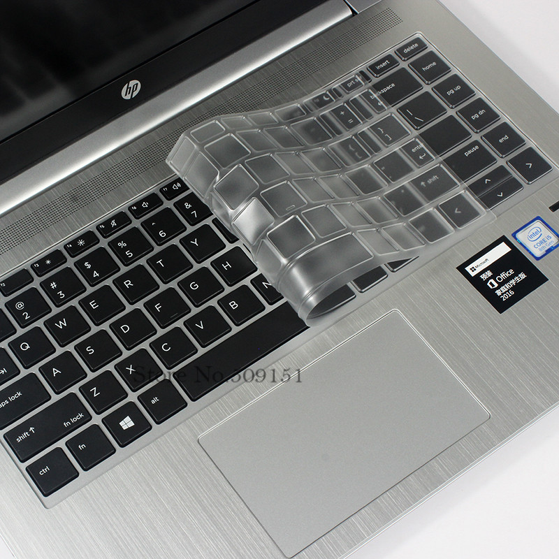 HP ProBook 430 G5 HP ProBook x360 440 G1 Protective Skin/  -Black Keyboard Cover Fit for HP ProBook 440 G5 G6 Not fit Probook 430 G1 G2 G3, Probook 440 G1 G2 G3/