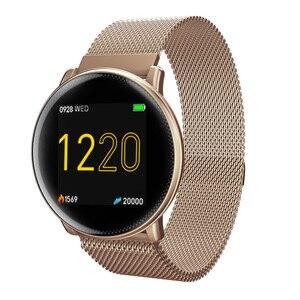 Image 5 - UMIDIGI Uwatch2 سوار ساعة ذكية 1.3 بوصة متوافق مع نظام التشغيل Andriod IOS الإصدار العالمي مقياس المرور للياقة البدنية ومتتبع للنوم لمدة 25 يومًا وقت الانتظار reloj