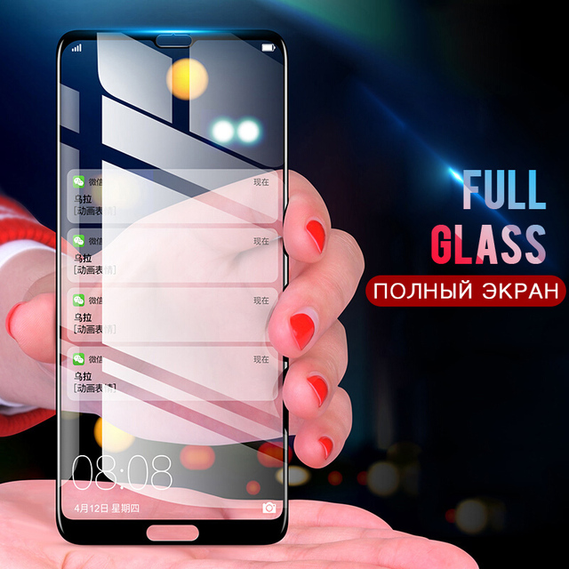 Hartowane szkło ochronne dla Huawei Mate 20 Lite Mate 10 Lite P inteligentny ekran Protector na Huawei P8 P9 P20 światła 2017