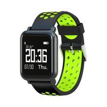 S9 Smart Watch 2.5D Screen Gorilla Glass Blood oxygen Blood pressure BRIM IP68 Waterproof Activity Fitness Tracker Smartwatch все цены